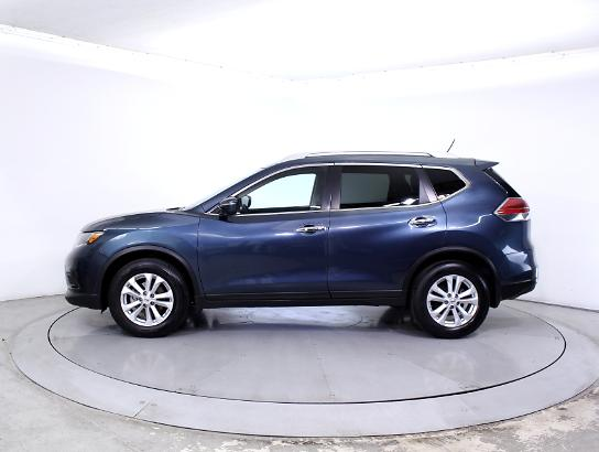 Used NISSAN ROGUE 2014 HOLLYWOOD SV