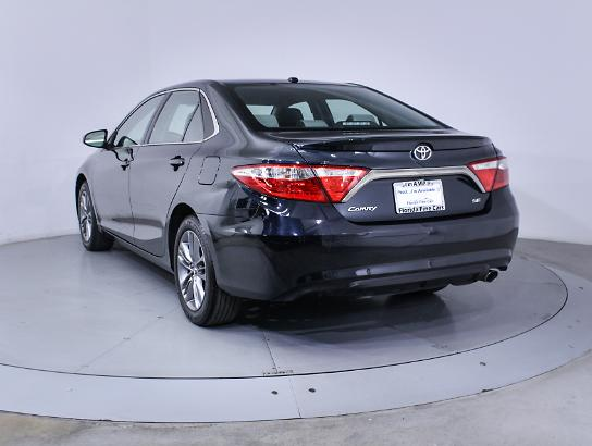 Used TOYOTA CAMRY 2015 HOLLYWOOD SE
