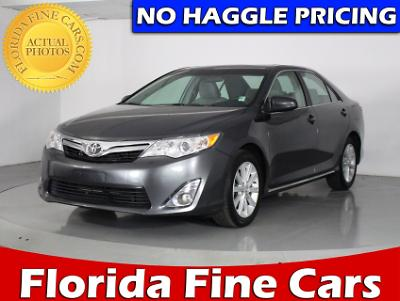 Used TOYOTA CAMRY 2014 MIAMI XLE
