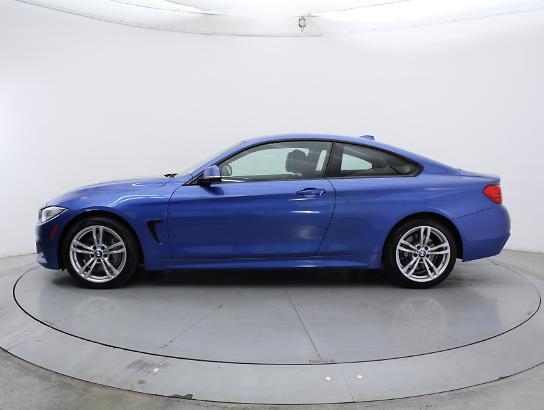 Used BMW 4 SERIES 2014 HOLLYWOOD 435i Xdrive M Sport