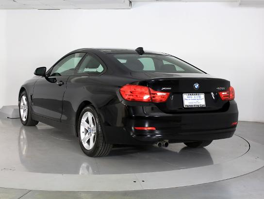 Used BMW 4 SERIES 2014 WEST PALM 428I XDRIVE SULEV