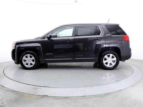 Used GMC TERRAIN 2015 MIAMI SLE1