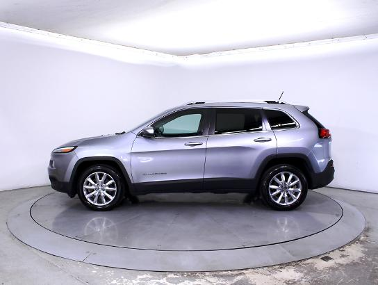 Used JEEP CHEROKEE 2014 MIAMI LIMITED