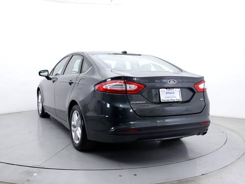 Used FORD FUSION 2016 HOLLYWOOD SE