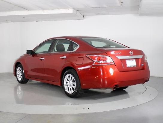 Used NISSAN ALTIMA 2014 WEST PALM S