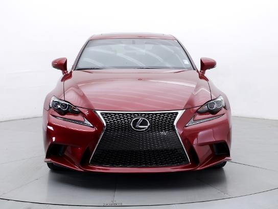 2014 - LEXUS - IS 250, F Pkg