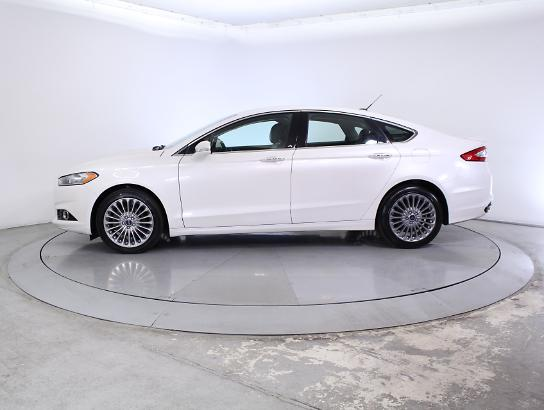 Used FORD FUSION 2014 HOLLYWOOD Titanium Awd