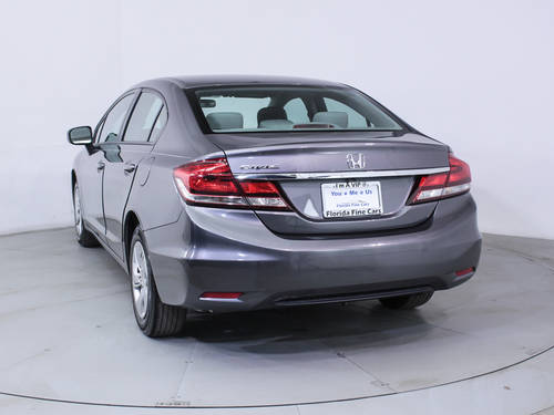 Used HONDA CIVIC 2014 MIAMI LX