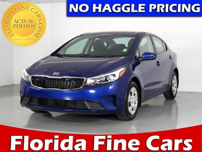 Used KIA FORTE 2017 WEST PALM LX