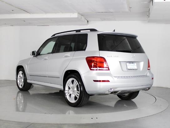 Used MERCEDES-BENZ GLK CLASS 2015 WEST PALM GLK350 4MATIC