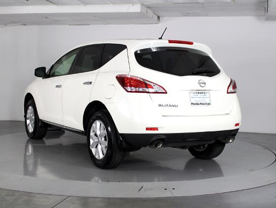 Used NISSAN MURANO 2013 WEST PALM S