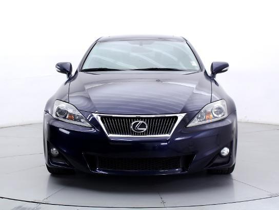 2011 - LEXUS - IS 250,