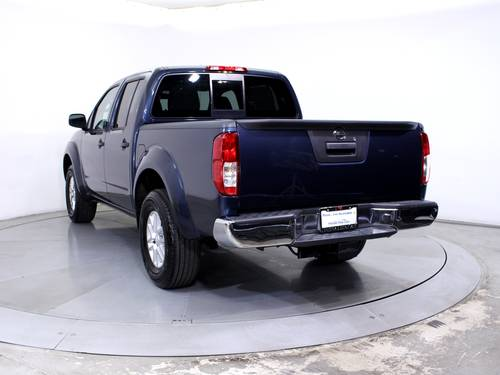 Used NISSAN FRONTIER 2016 MIAMI Sv 4wd