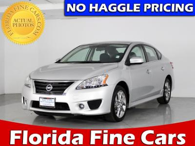 Used NISSAN SENTRA 2014 WEST PALM