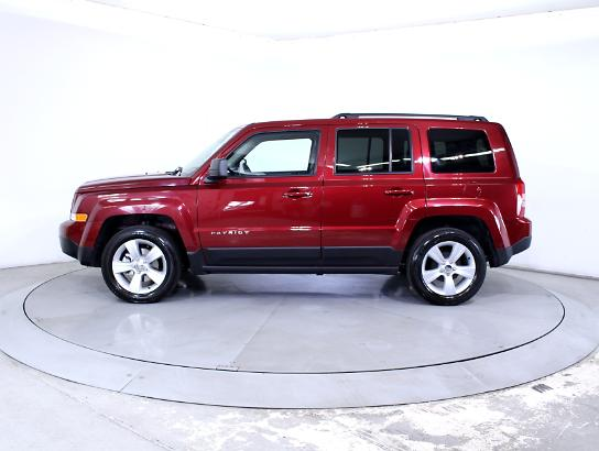 Used JEEP PATRIOT 2017 HOLLYWOOD LATITUDE