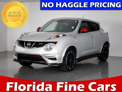 Used NISSAN JUKE 2014 WEST PALM Nismo Awd