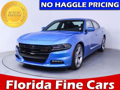 Used DODGE CHARGER 2016 HOLLYWOOD R/T
