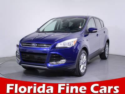 Used FORD ESCAPE 2013 MIAMI Sel Awd