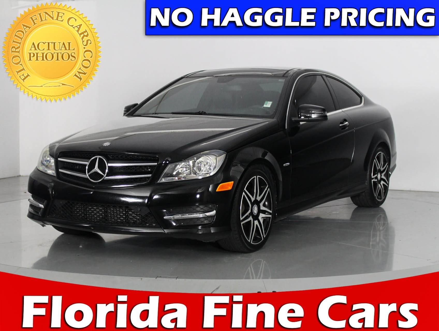 /CarsForSale/MERCEDES-BENZ-C CLASS-2013-WEST PALM-FL-Stock=83874