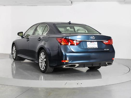 Used LEXUS GS 350 2014 WEST PALM