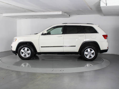 Used JEEP GRAND CHEROKEE 2012 WEST PALM LAREDO