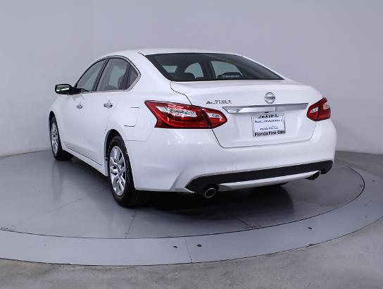 Used NISSAN ALTIMA 2016 HOLLYWOOD S