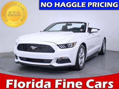 Used FORD MUSTANG 2016 MIAMI