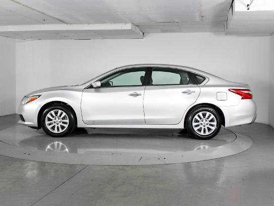 Used NISSAN ALTIMA 2016 WEST PALM S
