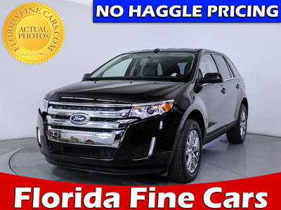 Used FORD EDGE 2013 WEST PALM LIMITED