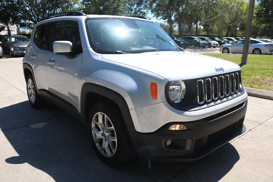 Used JEEP RENEGADE 2016 WEST PALM LATITUDE