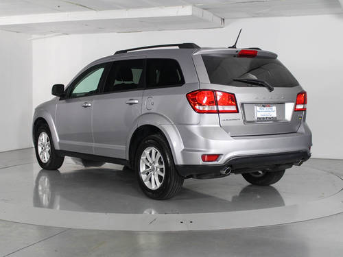 Used DODGE JOURNEY 2016 WEST PALM SXT