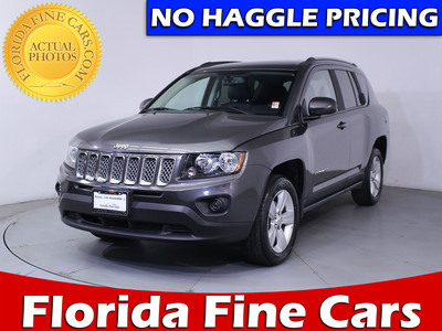 Used JEEP COMPASS 2016 MIAMI Latitude 4wd