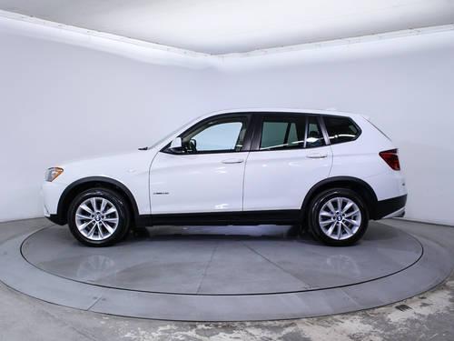 Used BMW X3 2014 MIAMI XDRIVE28I
