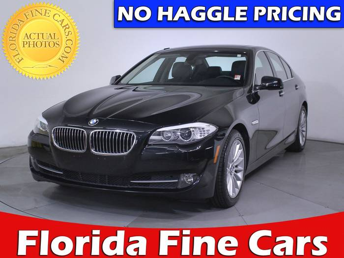 Used BMW 5 SERIES 2013 MIAMI 535I XDRIVE