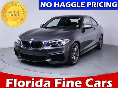 Used BMW 2 SERIES 2014 MIAMI M235I