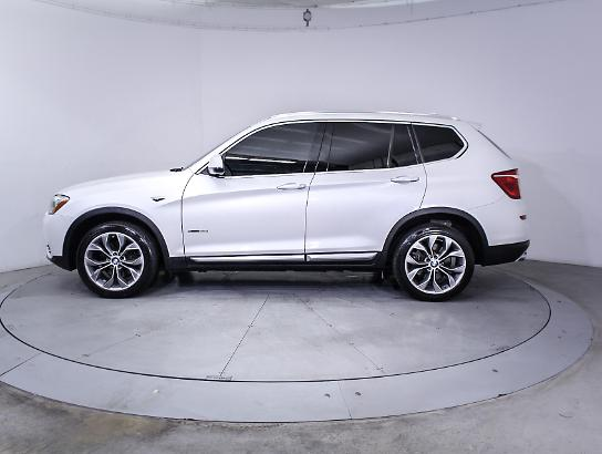 Used BMW X3 2016 WEST PALM XDRIVE35I