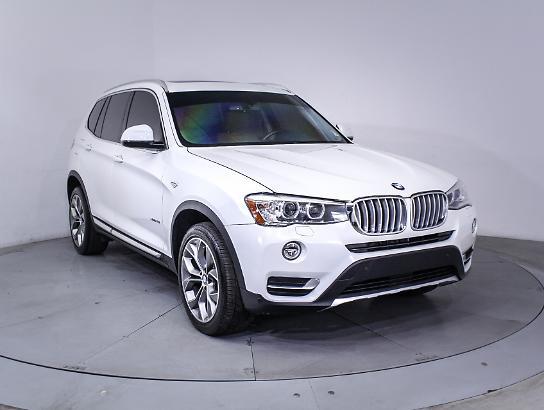 2016 - BMW - X3, XDRIVE35I
