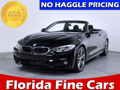 Best used Bmw 4 Series Convertible for sale in West Palm Beach FL