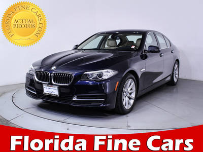 Used BMW 5 SERIES 2014 MIAMI 535I XDRIVE