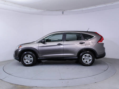 Used HONDA CR V 2012 MIAMI LX