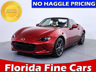 Used MAZDA MX 5 MIATA 2016 MIAMI GRAND TOURING