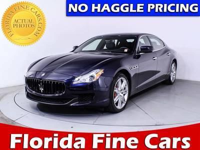 /CarsForSale/MASERATI-QUATTROPORTE-2014-MIAMI-FL-Stock=84386