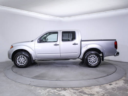Used NISSAN FRONTIER 2015 MIAMI SV 4WD