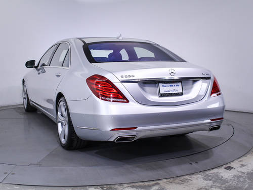 Used MERCEDES-BENZ S CLASS 2014 MIAMI S550 4MATIC