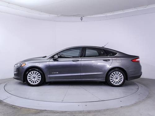 Used FORD FUSION 2014 HOLLYWOOD SE HYBRID