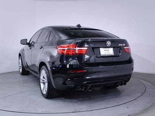 Used BMW X6 M 2014 WEST PALM