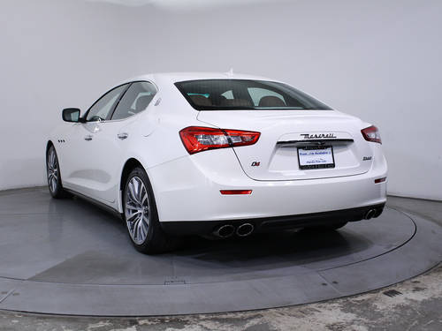 Used MASERATI GHIBLI 2015 HOLLYWOOD S Q4
