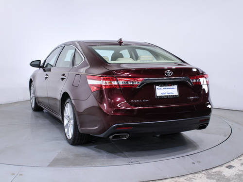 Used TOYOTA AVALON 2013 MIAMI LIMITED