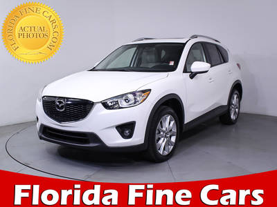 Used MAZDA CX 5 2015 MIAMI GRAND TOURING
