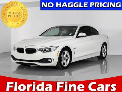 Best used Bmw 4 Series convertible for sale in Miami FL  Florida